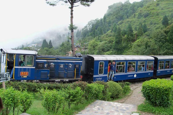Toy Train Tour Package