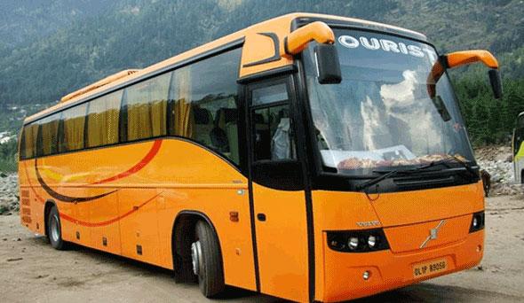 Manali Volvo Tour