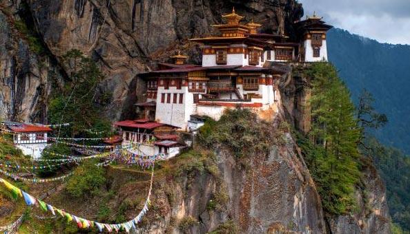 Introducing Magical Bhutan: 3 Nights 4 Days Tour