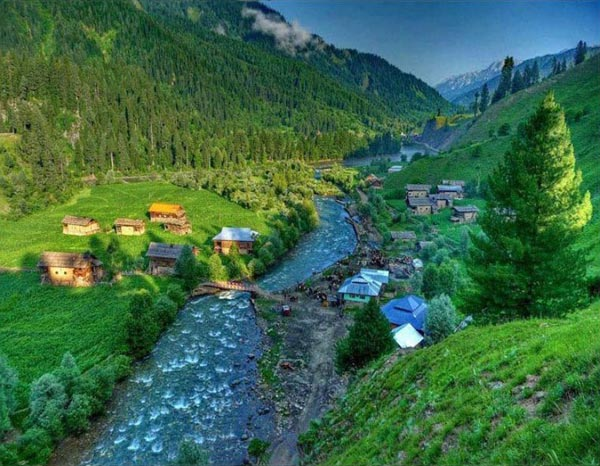 A Grand Vacation In Kashmir Tour