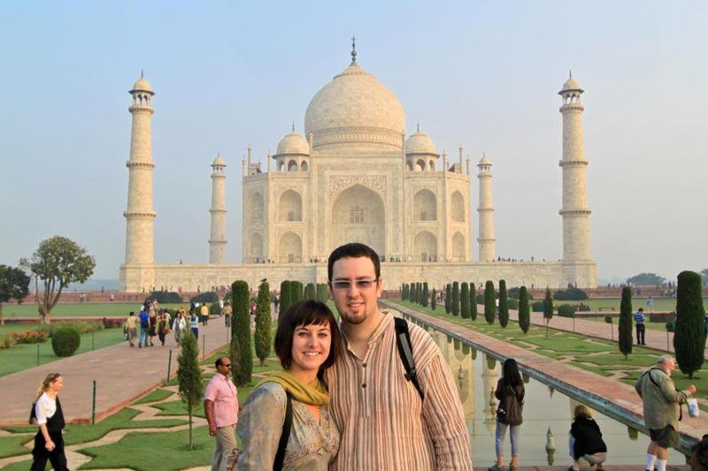 Golden Triangle Tour With Uttaranchal