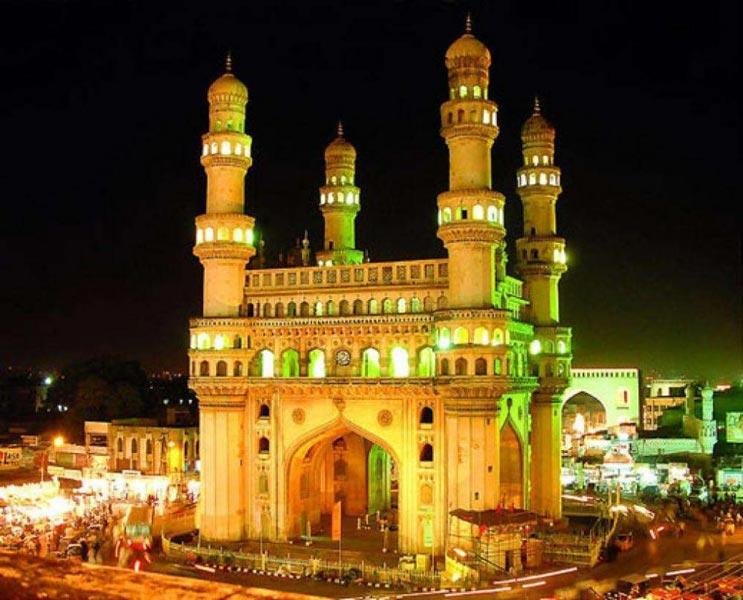 Vizag - Araku - Hyderabad Tour