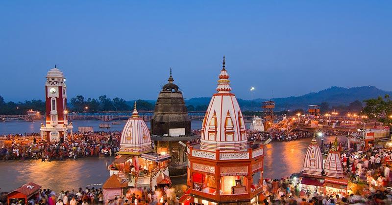 Haridwar - Moosourie Tour