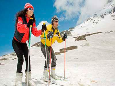 Charming Honeymoon In Manali Himachal Pradesh Package