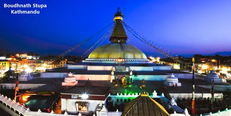 Legends Of The Kathmandu Valley Tour