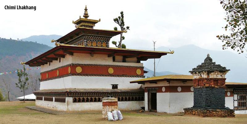 Dragon Kingdom Bhutan Tour Package