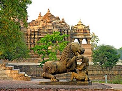 Splendid Khajuraho With Glamours Delhi And Historical Agra Tour