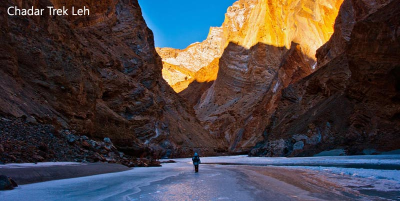 Trekking Tour To Leh Ladakh And Kashmir