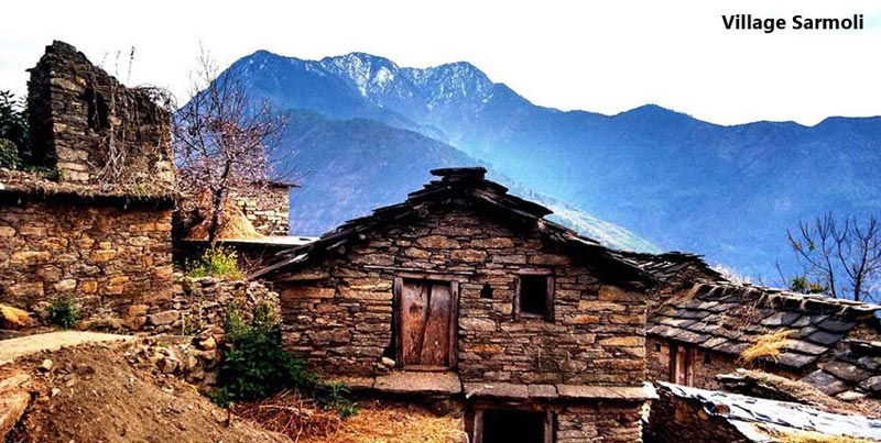 Unexplored Sarmoli A Kumaoni Village Tour Package