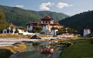 Pictures Of The Bhutan Tour