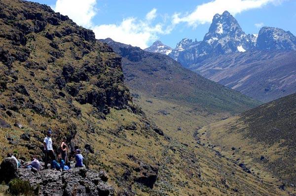 Mount Kenya Safari Package