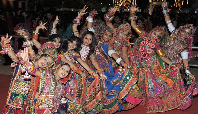 Navratri In Gujarat Tour
