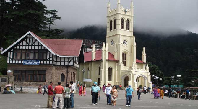 Enchanting Shimla Tour