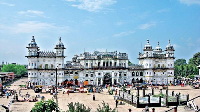 Lumbini Kathmandu Pokhara Janakpur Tour Package