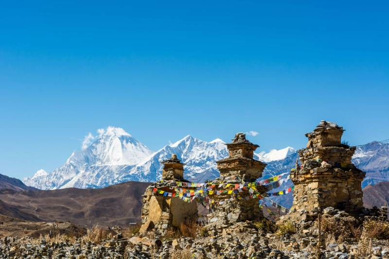 Pokhara Muktinath Manokamana Tour Package