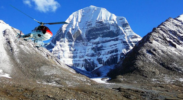 Kailash Mansarovar Yatra By Helicopter Ex. Lucknow Tour