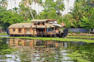 Alleppey Houseboat Package