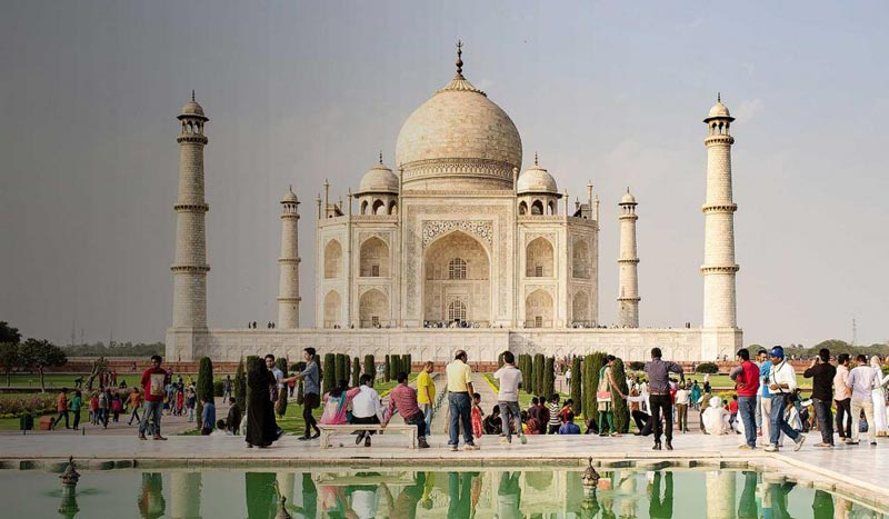 Golden Triangle Agra - Jaipur Tour