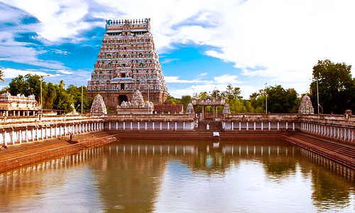 Tour Of Saints Of South India