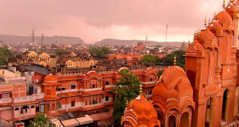 Rajasthan With Taj And Ganges Tour