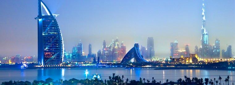 Amazing Dubai Package
