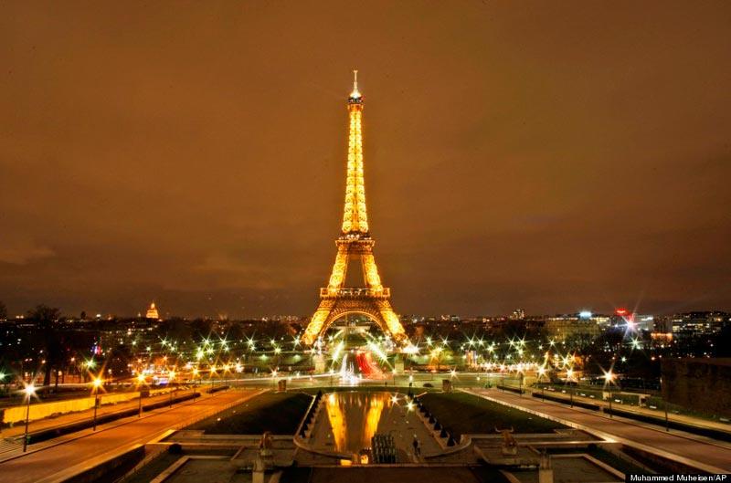 A Summer Tale In Paris Package