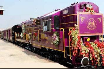 Luxury Train Maharashtra Splendor
