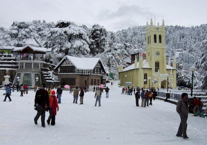 Shimla - Kullu - Manali - Chandigarh Tour