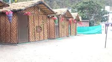 Night Stay The River Lap Bamboo Cottages-(16kms Rafting) Tour