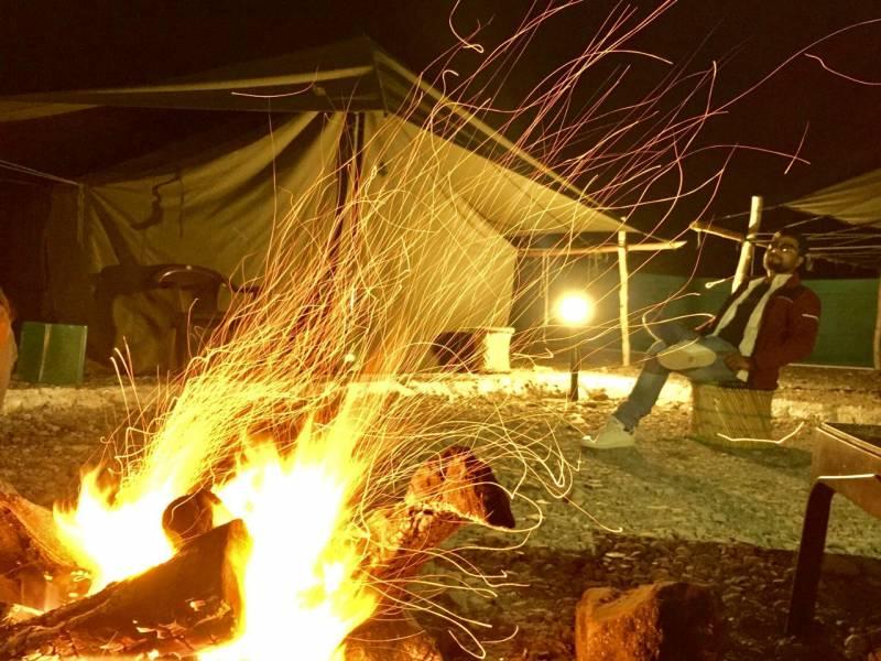 1 Night 2 Days  Camping In Camp  Shivpuri,  Normal Camp Tour