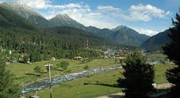 Kashmir Ltc Package 5n/6d