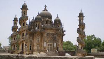 Devine Trail Of Gujarat Tour