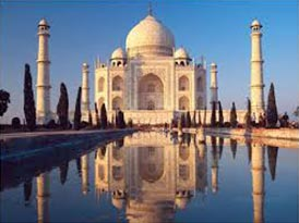 Agra - Delhi - Jaipur Package
