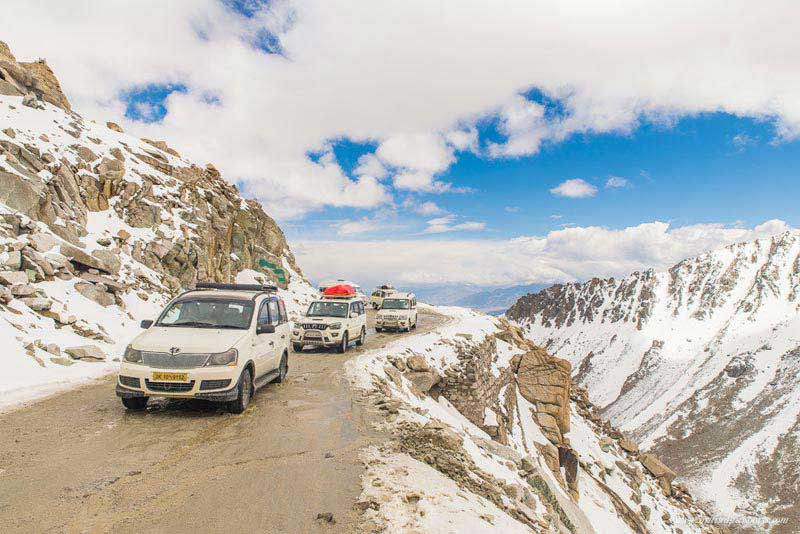 Leh Road Trip Tour
