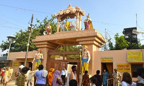 Agra, Mathura & Virindavan Package By Pvt. Car