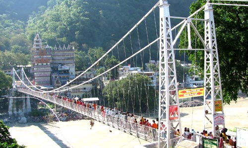 Haridwar- Rishikesh- Mussoorie-Dhanaulti Package Ex-Haridwar