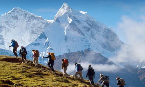 Dharamshala Truind Camping & TrekkingPackage