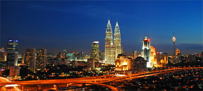Singapore And Malasia Package