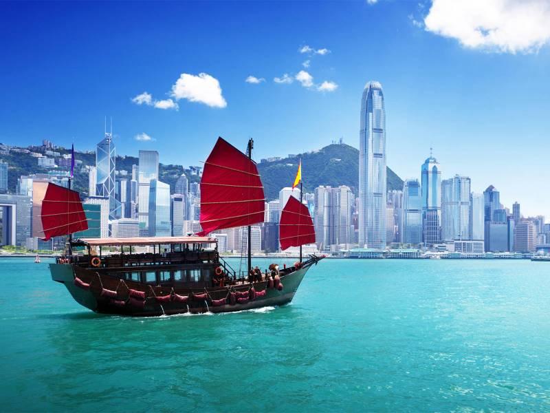 Hongkong And Macau Tour Package