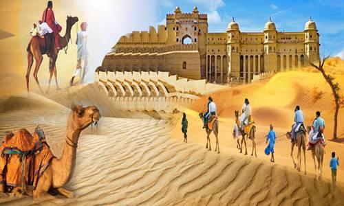Royal Rajasthan With Varanasi Tour