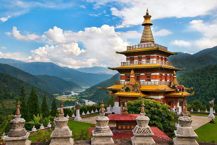 Bhutan Overland Trip Tour
