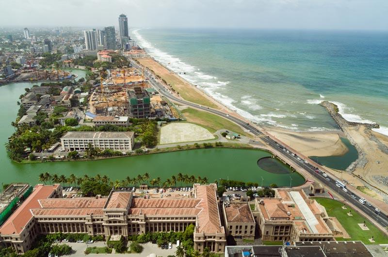 5D/4N Beach Colombo Tour