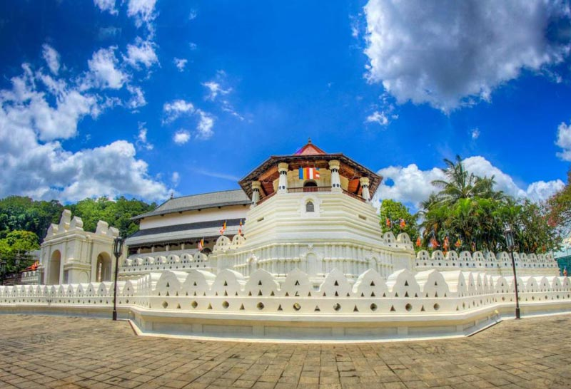 4D/3N Kandy NuwaraEliya Colombo Package
