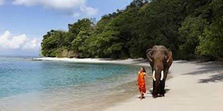 Andaman-Port Blair-Havelock By Air Package