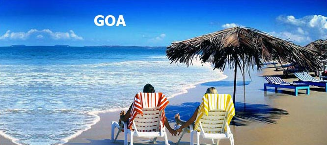 Goa - Beach Tour