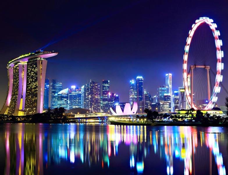 Mesmerizing Singapore Tour