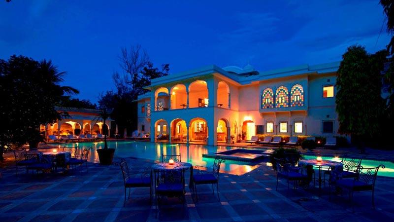 Romantic Honeymoon At Royal Rajasthan Tour