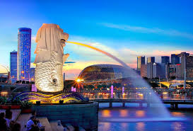 Images Of Singapore Tour