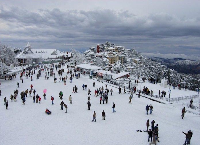 Himachal Tour Package With Katra