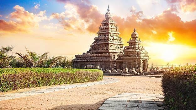 Tamilnadu Temple Tour Package